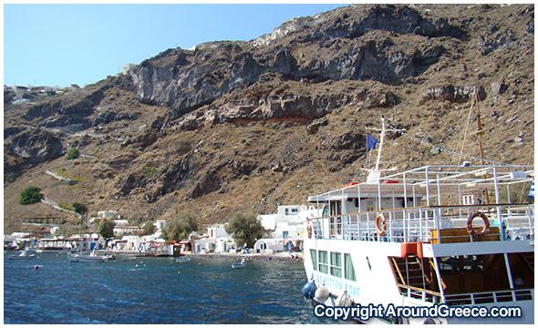 Thirassia - Santorini